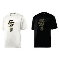 Golden Spikes New Shoes Dri-fit Shirts