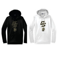 Golden Spikes New Shoes Dri-fit Hoodie