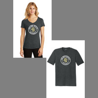 Golden Spikes Triblend T Shirt