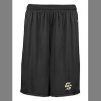 Golden Spikes Performance Shorts