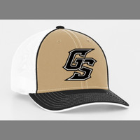Golden Spikes Trucker Mesh Cap