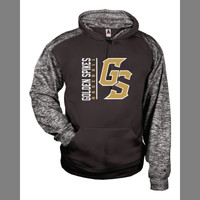 2017 Golden Spikes Performance Heather Sleeve Hoodie