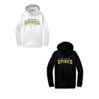 Golden Spikes Customizable Performance Hoodie