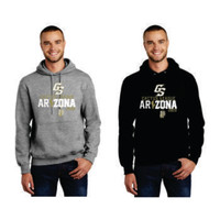 Golden Spikes Arizona Cactus League Cotton Hoodies