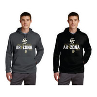 Golden Spikes Arizona Cactus League Dri-fit Hoodies