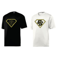 Golden Spikes Superman Dri-Fit Shirt